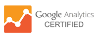 Certified Google Analytics Partner