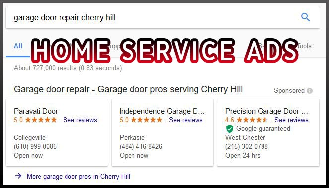 home service ad