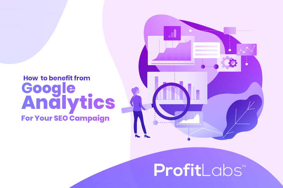 Google analytics for your SEO campaign