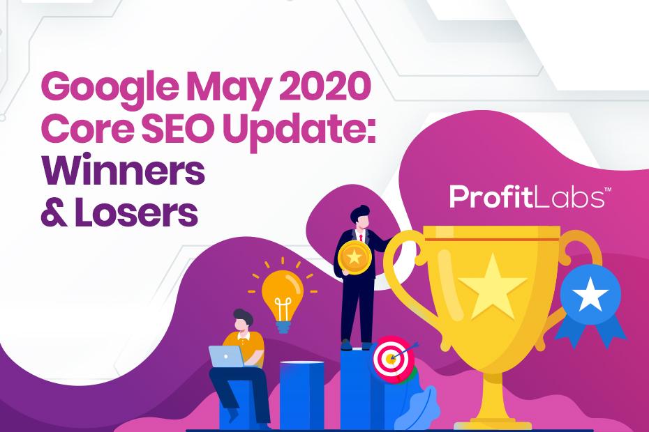 Google SEO May 2020 Core pdate