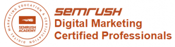 sem rush certified